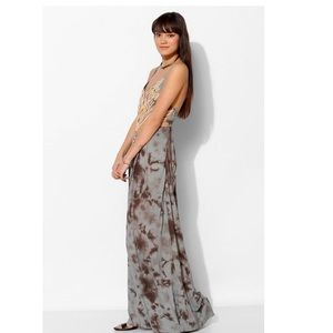 Urban outfitters tie dye maxi